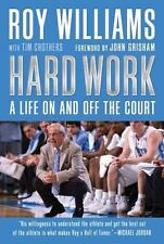 Hard Work: A Life On and Off the Court-ExLibrary