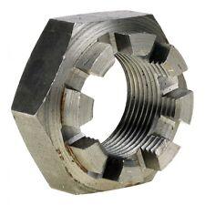 DIN 979 Kronenmutter M 16 x 1,5,  04 Au (Stahl - gedreht) blank, Feingewinde