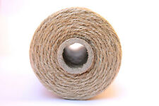 12 Ply Jute Bakers Twine 100 yard spool 12 Ply Thick Cotton String