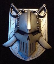 40k Chaos Space Marines Iron Warriors  pin (Pre-Heresy)