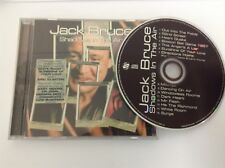 Jack Bruce : Shadows In The Air (OLD VERSION) CD (2008)