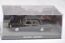 ALTAYA JAMES BOND 007 GAZ VOLGA GOLDENEYE 1/43