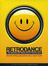 Retrodance-The Gratest Dance Hits Of The 80's & 90 - 6 DISC SET (2010, CD NUEVO)