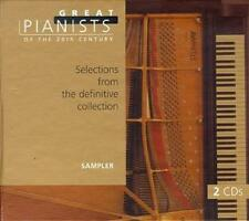Friedrich Gulda Great Pianists of the 20th Century - Sel CD