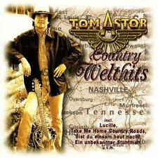 Tom Astor Country Welthits (14 tracks, 1996) [CD]