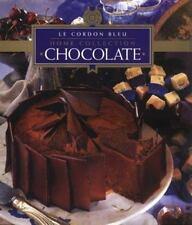 Chocolate (Le Cordon Bleu Home Collection , Vol 8)-ExLibrary