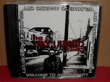 The Uncurbed Family - Welcome to Anarcho City CD Rare Punk