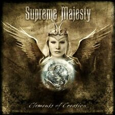 SUPREME MAJESTY Elements Of Creation CD ( 200457 )