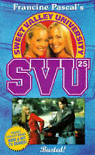 Busted! (Sweet Valley University)-ExLibrary
