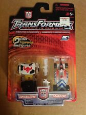 Transformers Robots in Disguise Ironhide & Mirage 2 pack sealed MOC RID