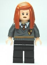 LEGO - HARRY POTTER - Ginny Weasley, Gryffindor Stripe & Shield - MINI FIG