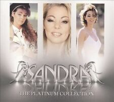 The Platinum Collection by Sandra (CD, Dec-2009, 3 Discs, Virgin)