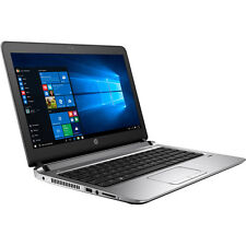 HP PROBOOK 430 G3 LAPTOP INTEL i3 8GB RAM 128GB SSD Z3R96UT#ABA NEW BEST OFFER!