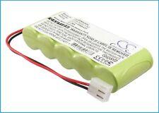 UK Battery for BOSCH Somfy BD5000 Somfy BD6000 E-BRLX620-1-NC 6.0V RoHS