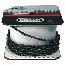 "Oregon 73LGX100U 100' Reel 3/8"".058"" Super Guard Chisel Chain"