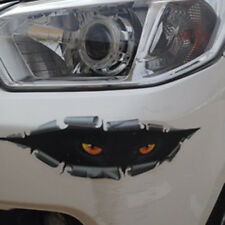 1pc 3D Monster Funny Peeking Eyes Sticker Auto Car Bumper Window Vinyl Decal