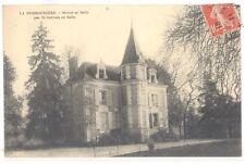 CPA 72 - La REMBOURGERE (Sarthe) - Moncé en Belin par St Gervais en Belin