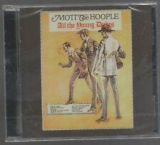 MOTT THE HOOPLE ALL THE YOUNG DUDES (IAN HUNTER) CD SIGILLATO!!!
