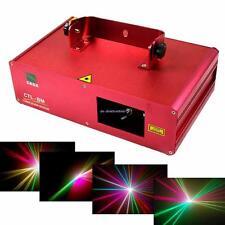 310mW RGB DJ Bühne Laser licht DMX512 9CH Band Beleuchtung Effekt Laserlicht New