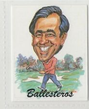 #1 Seve Ballesteros - Winners Of The Ryder Cup 95 Collector Card