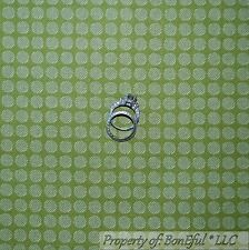 BonEful Fabric FQ Cotton Quilt Green Olive Grape Wine S Polka Dot Stripe Texture