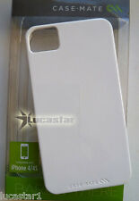 iPhone 4/4s Funda Case-Mate Barely There Blanca