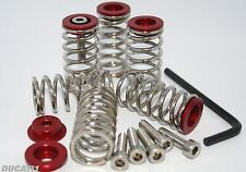 Ducati 1098 1198 stainless clutch springs + Alloy collars by CTMOTO