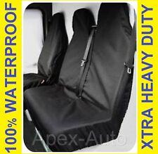 MERCEDES VITO 2+1 Van Seat Custom Covers protectors  100% WATERPROOF HEAVY DUTY
