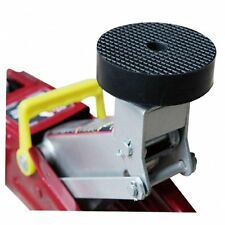 Hilka 82998011 Hydrauylic Jack Pad Solid Rubber Protector Axle Stand Universal