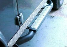"""LAND ROVER DEFENDER 90 3"""" XS STYLE SIDE STEPS (PAIR) - RE/D90"""