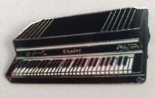 Mini Rhodes Piano Pin Brooch Badge Music Gift New Free Shipping AIM46