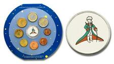 FRANCE 2002 COLORED LE PETIT PRINCE MEDALLION FEATURED IN EUROS MINT SET