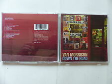 CD Album VAN MORRISON Down the road 589 661-2