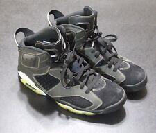 Nike Air Jordan VI Retro 6 Size 10.5 Lakers Black Purple White 384664-002