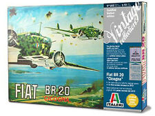 ITALERI FIAT BR.20 CICOGNA 'VINTAGE COLLECTION LTD EDITION' NEW & SEALED 1/72