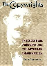 Intellectual Property and the Literary Imagination by Paul K. Saint-Amour...