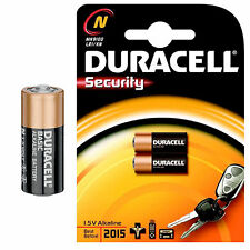 4 x mn9100 DURACELL * tipo N * mn9100-LADY-N-lr1-lr01 - 4001-batterie