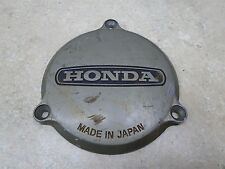 Honda 250 XL SPORT XL250-K0 Used Engine Left Outer Cover 1972 HB217