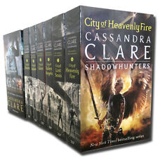 NEW Cassandra Clare Mortal Instruments & Infernal Devices Collection 9 Books Set