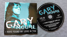 "GARY MOORE – ""I HAVE A FOUND MY LOVE IN YOU"" ONLY SPANISH PROMOTIONAL CD SINGLE"
