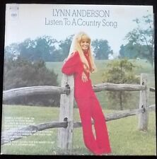 LYNN ANDERSON Listen To A Country Song LP USA NM
