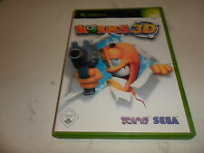 Xbox Worms 3d