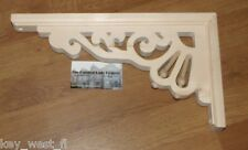 """Victorian Wood Gingerbread Trim Bracket { 13"""" x 8"""" } Porch & House #28 ~ by PLD"""