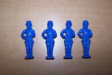 4 Figuren Feuerwehr GAMA Mangold Löschen Feuer 1970er Fürth FW FFW FRÖHA