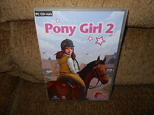 Pony Girl 2 - PC CD-ROM - Stabenfeldt Video Game
