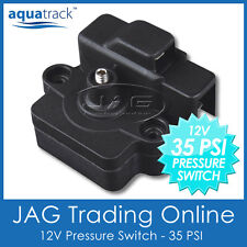 12V 35 PSI PRESSURE SWITCH FOR WATER DIAPHRAGM PUMP - Caravan/Boat/RV/4x4/Galley