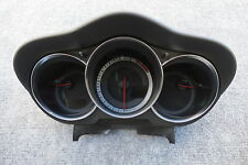 2009-2011 manual mazda rx8 rx-8 speedometer instrument cluster 66901 miles    ..
