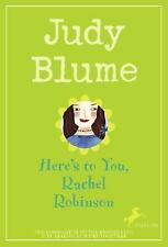 Here's to You, Rachel Robinson by Judy Blume (1994, Paperback)