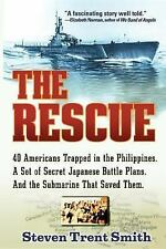 The Rescue by Steven Trent Smith (2003, Paperback)