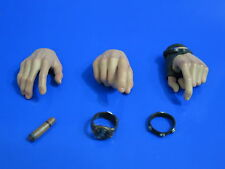 Hot Toys The Expendables 2 Barney Ross Hands w/Cigar Watch & Bracelet 1:6 scale